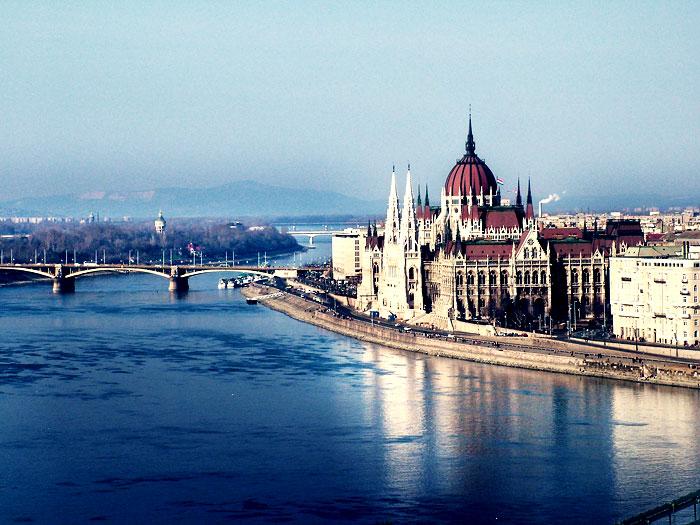 Живопись Маслом в Будапеште