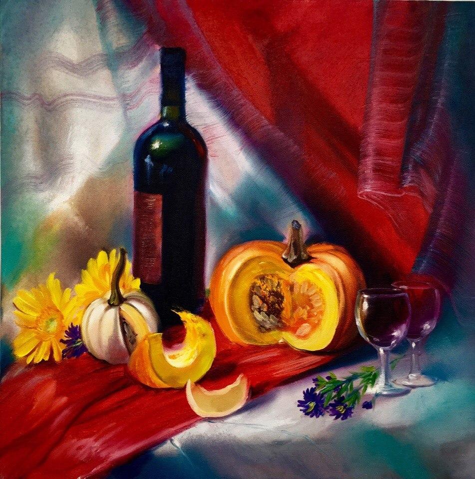 Напиши свою осень…