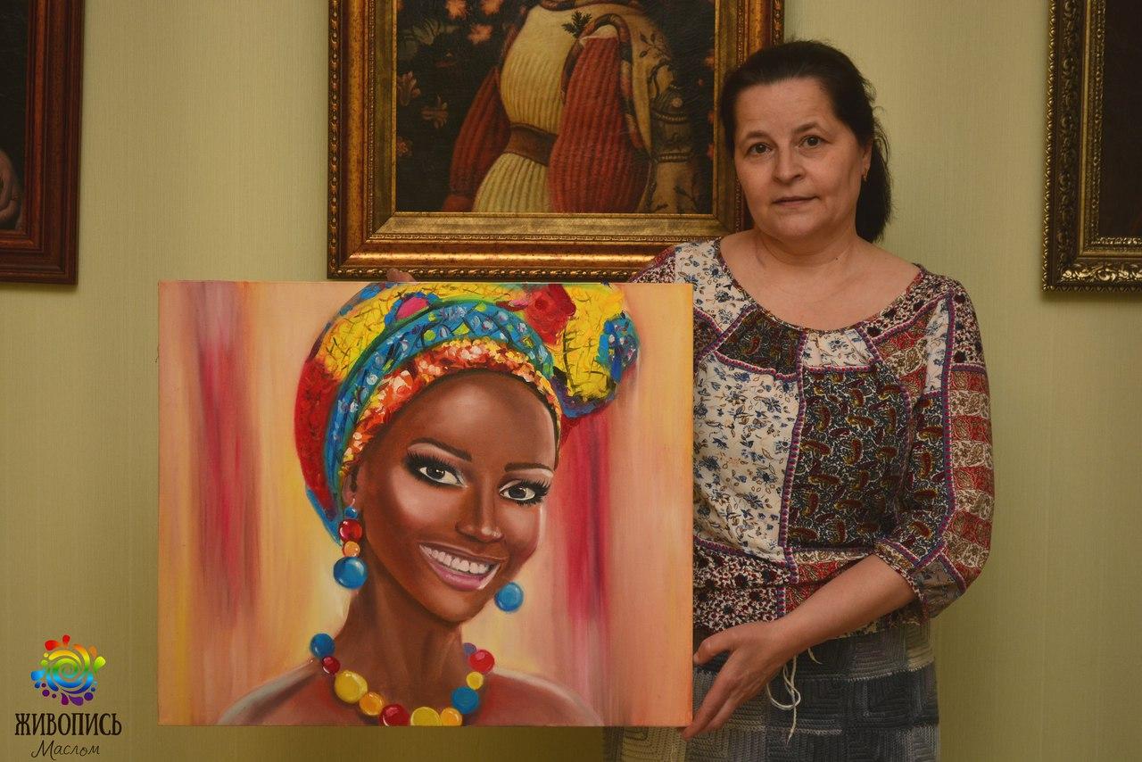 21 и 22 апреля состоялись мастер-классы по живописи…