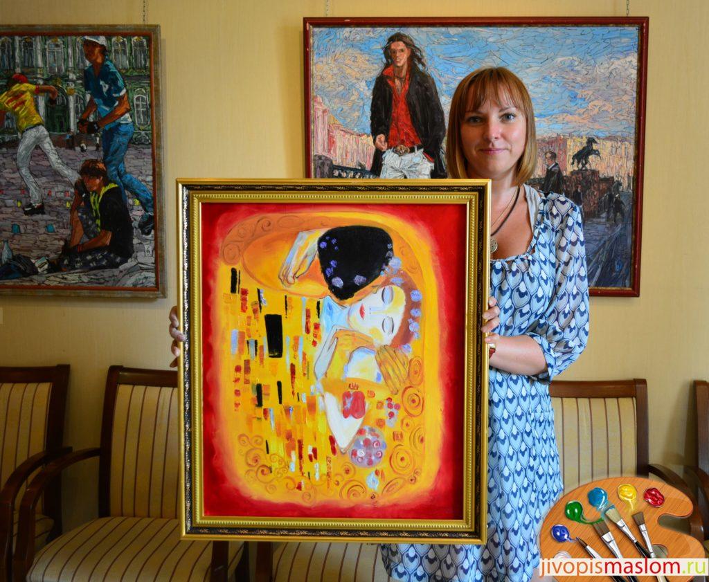 красивые женщины в живописи современности