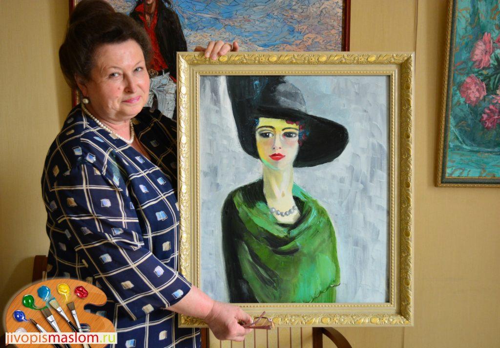 образ женщины в живописи