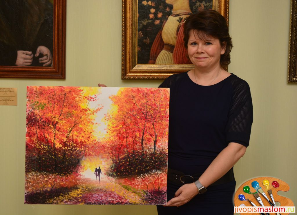 основы светотени в живописи